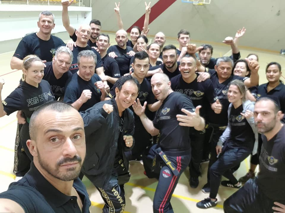 Training in Israel