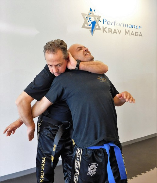 5 Reasons to Train Krav Maga