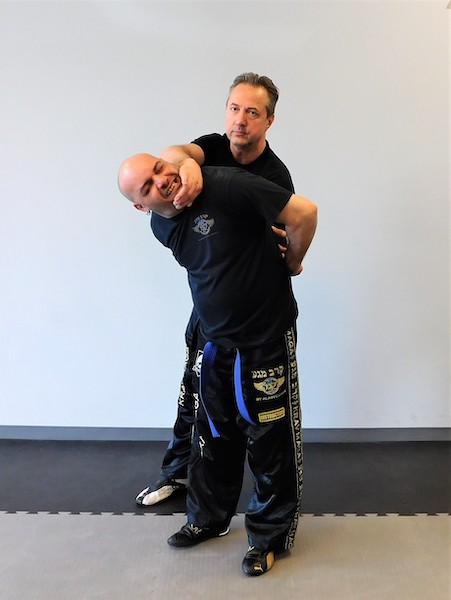 Sleep and Your Krav Maga Training