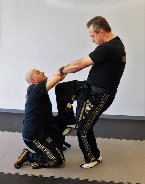 4 More Physical Benefits of Krav Maga Training