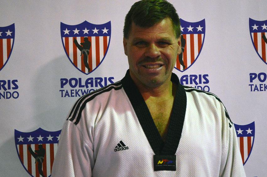 Master Doug Baker