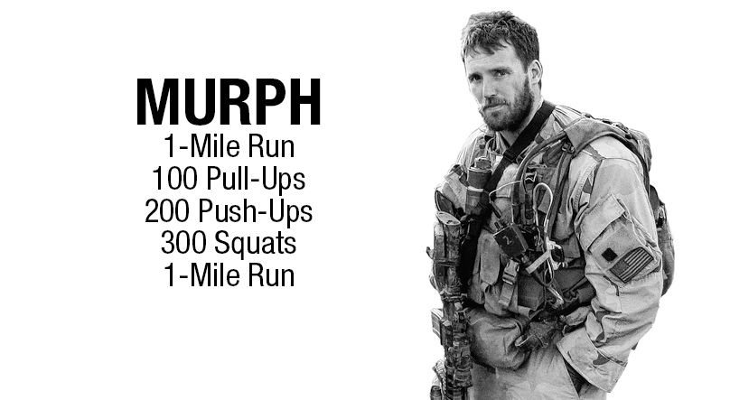 "Monday 190527 – Memorial Day ""Murph"""