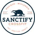 Sanctify Fitness Logo