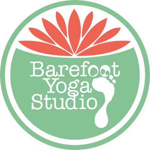 Barefoot Yoga Studio Logo