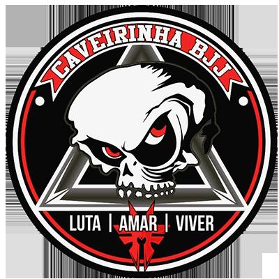 Caveirinha Jiu Jitsu Logo
