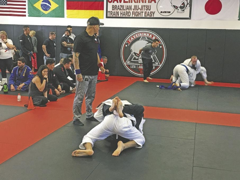 Jiu-Jitsu Competitors