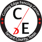 Cutting Edge Fencing Center Logo
