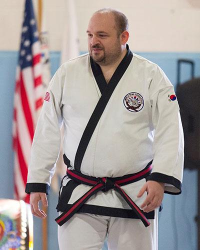 Master Dan Farrelly