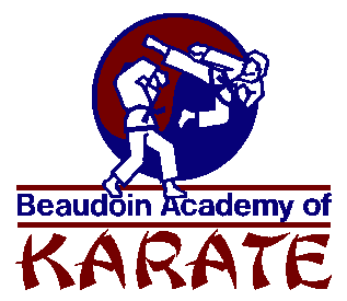 Beaudoin Academy of Karate Logo