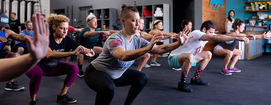 Rhapsody CrossFit Program