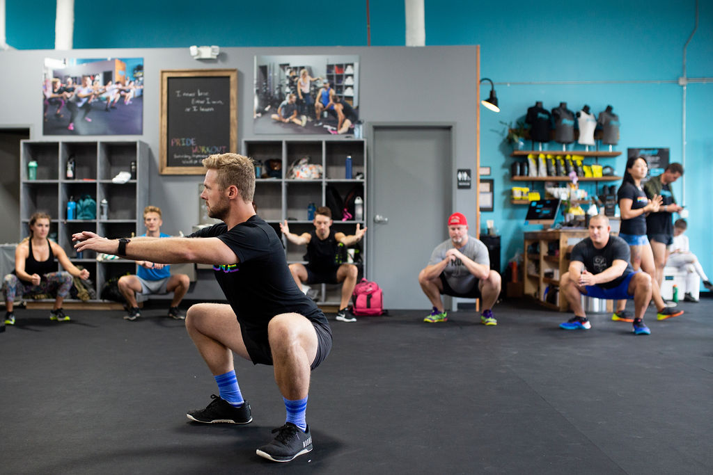 Day 1: What To Expect From Your First Rhapsody CrossFit Class