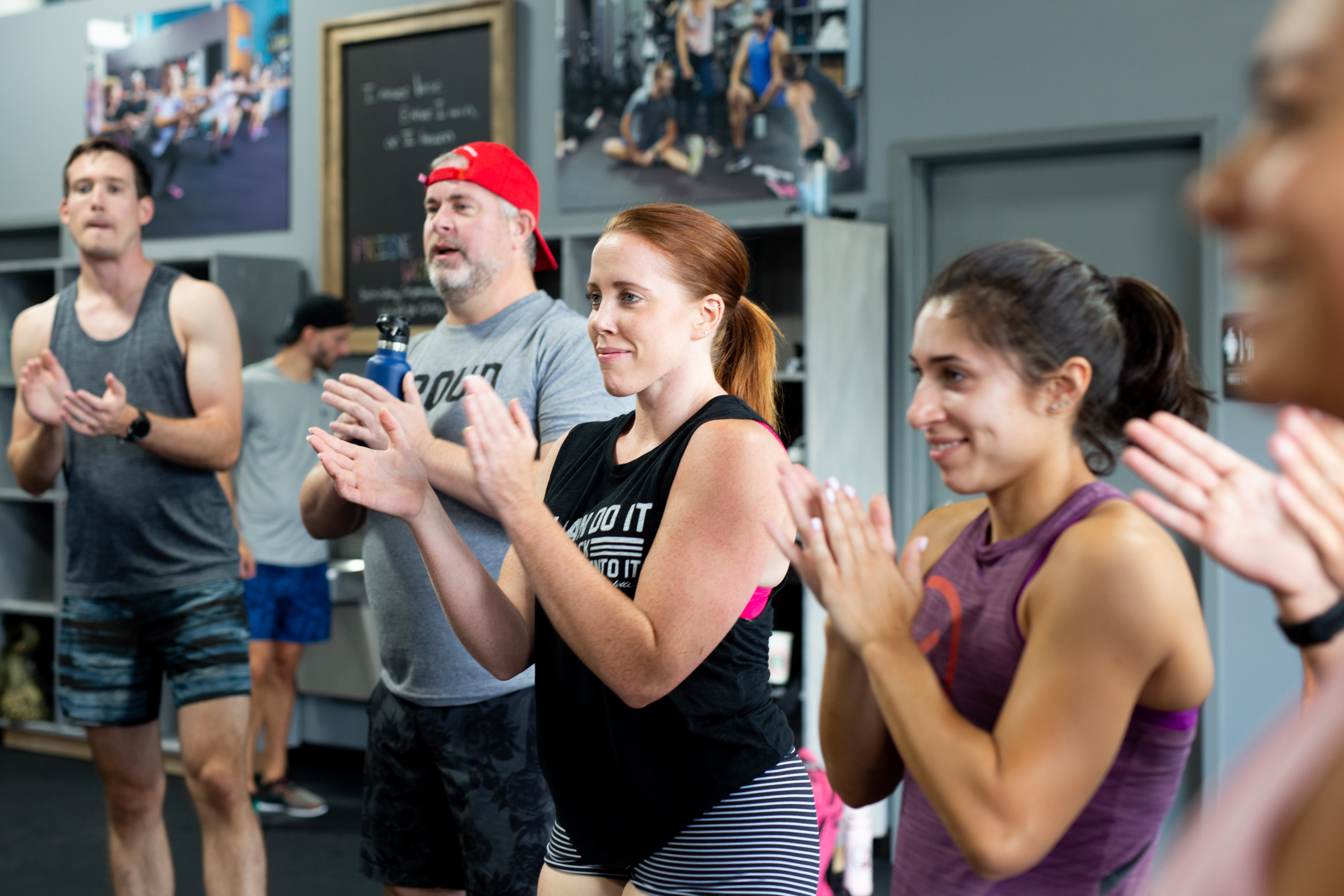 Corporate Wellness – What it is, what it should be and how your company can build a strong corporate culture with Rhapsody CrossFit