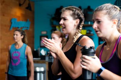 Rhapsody CrossFit in Charleston