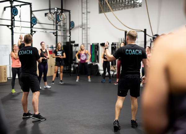 CrossFit Is For Anyone, Not Everyone