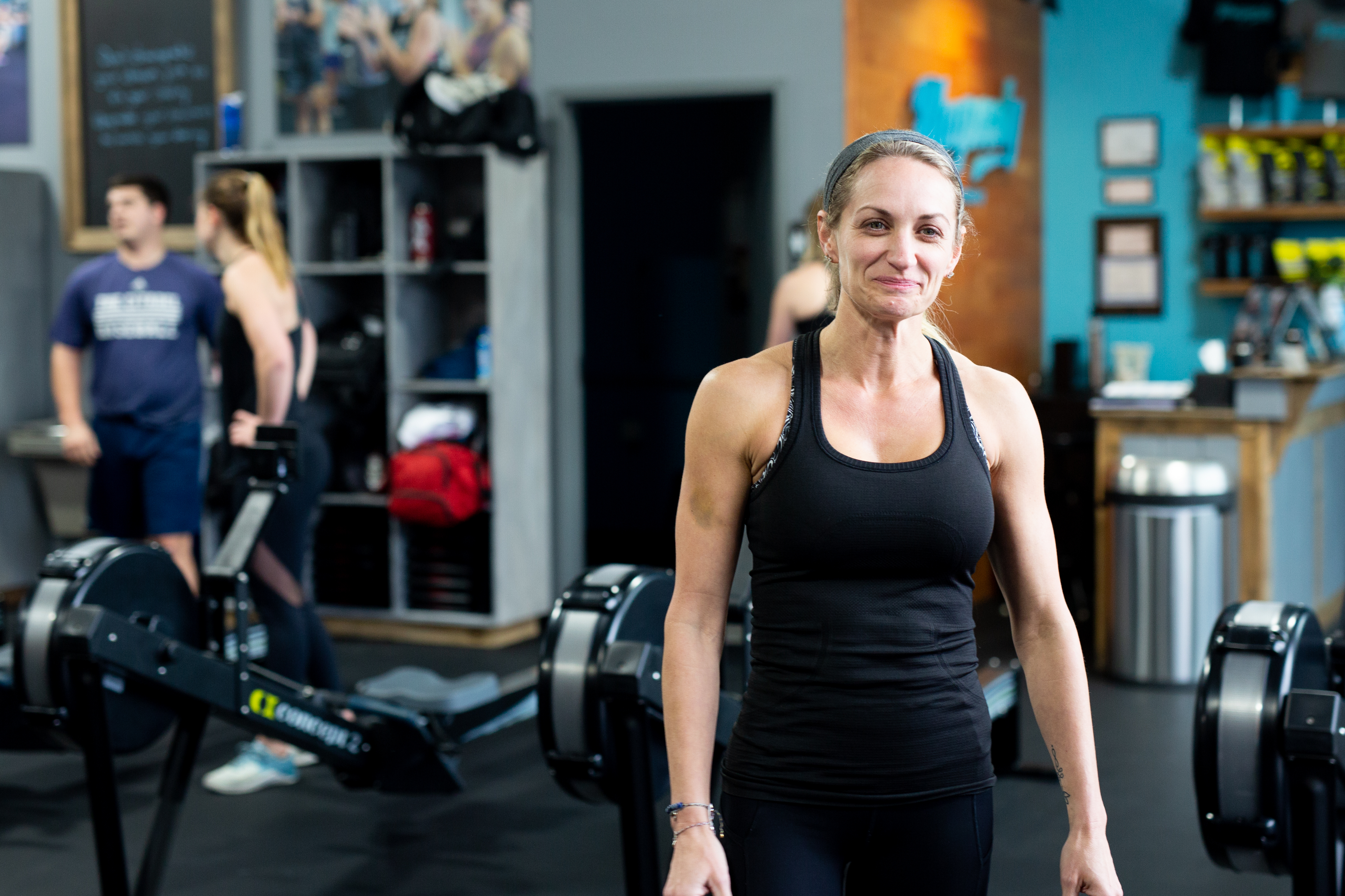 All In Your Head – How Mindset Makes All The Difference Inside + Outside The Gym