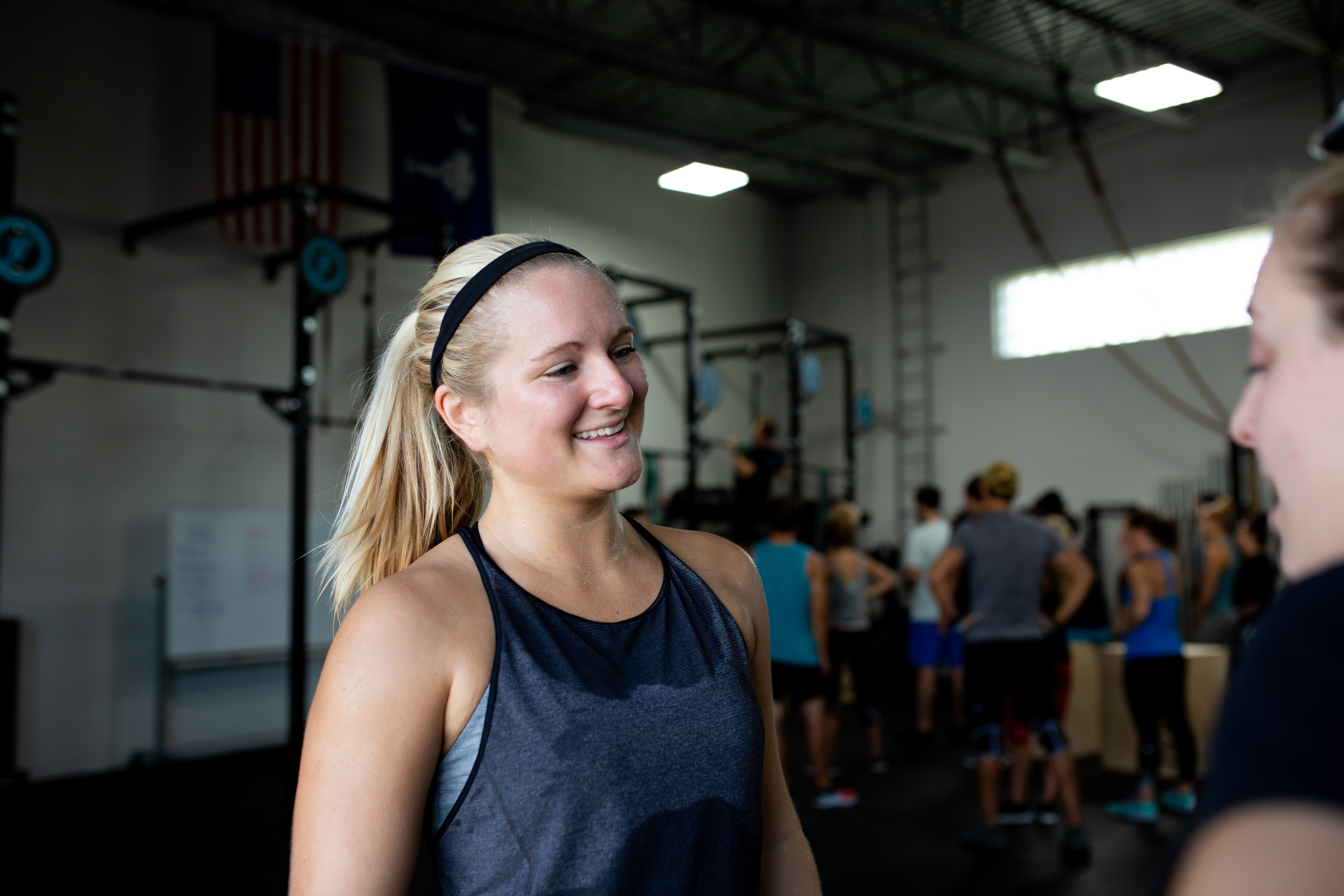 My Rhapsody: From MUSC to laughing her way to a 6-pack, Rachel finds her happy place at Rhapsody