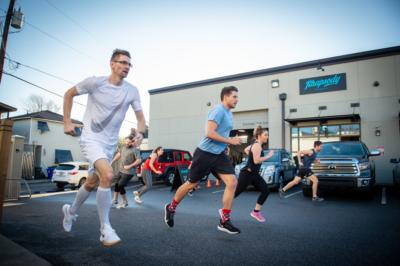 Rhapsody CrossFit in Charleston, SC