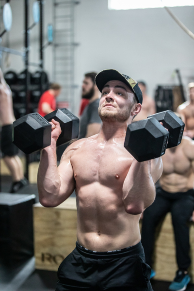 Sweaty Saturday Rhapsody CrossFit
