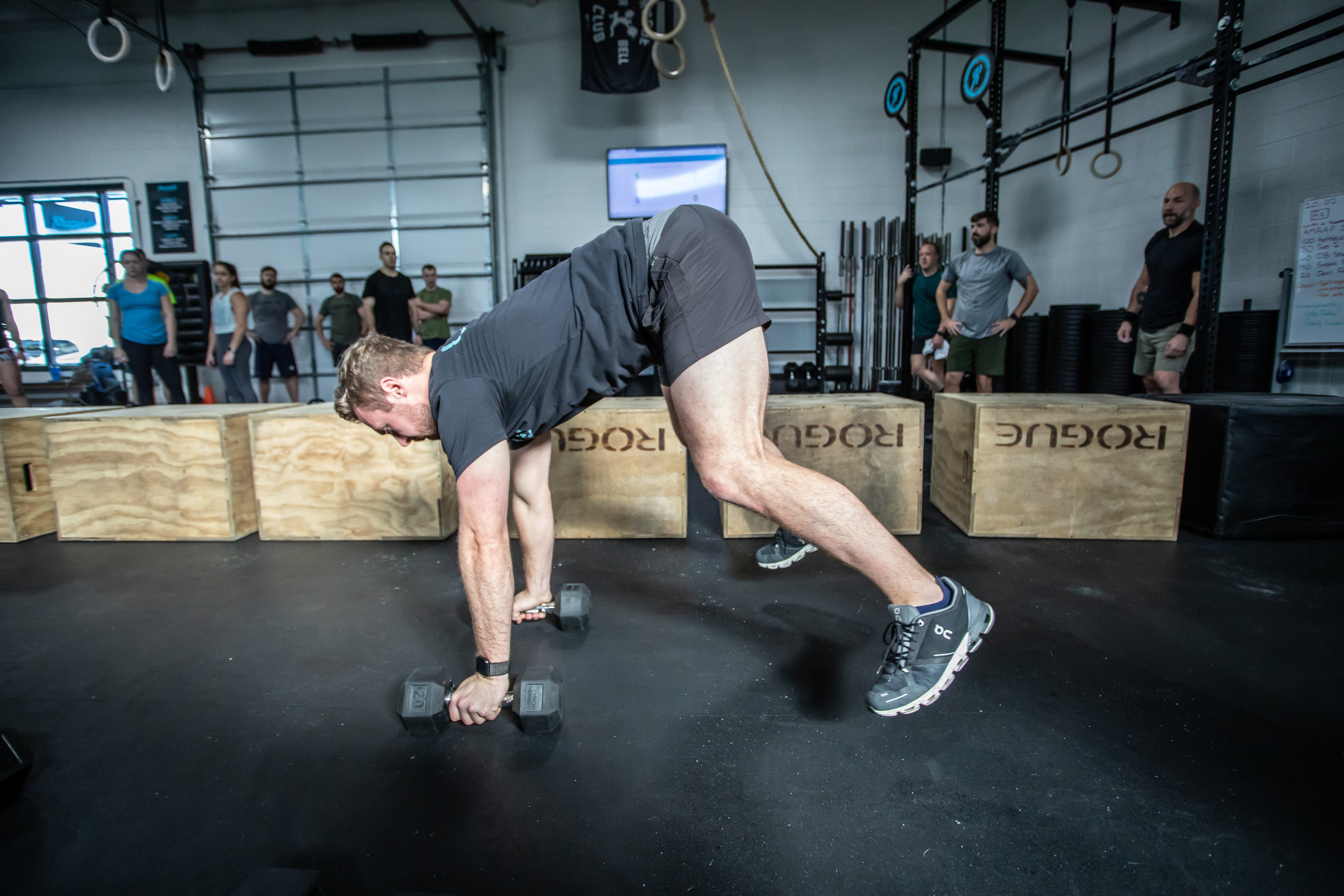 Rhapsody CrossFit Launches Home WOD
