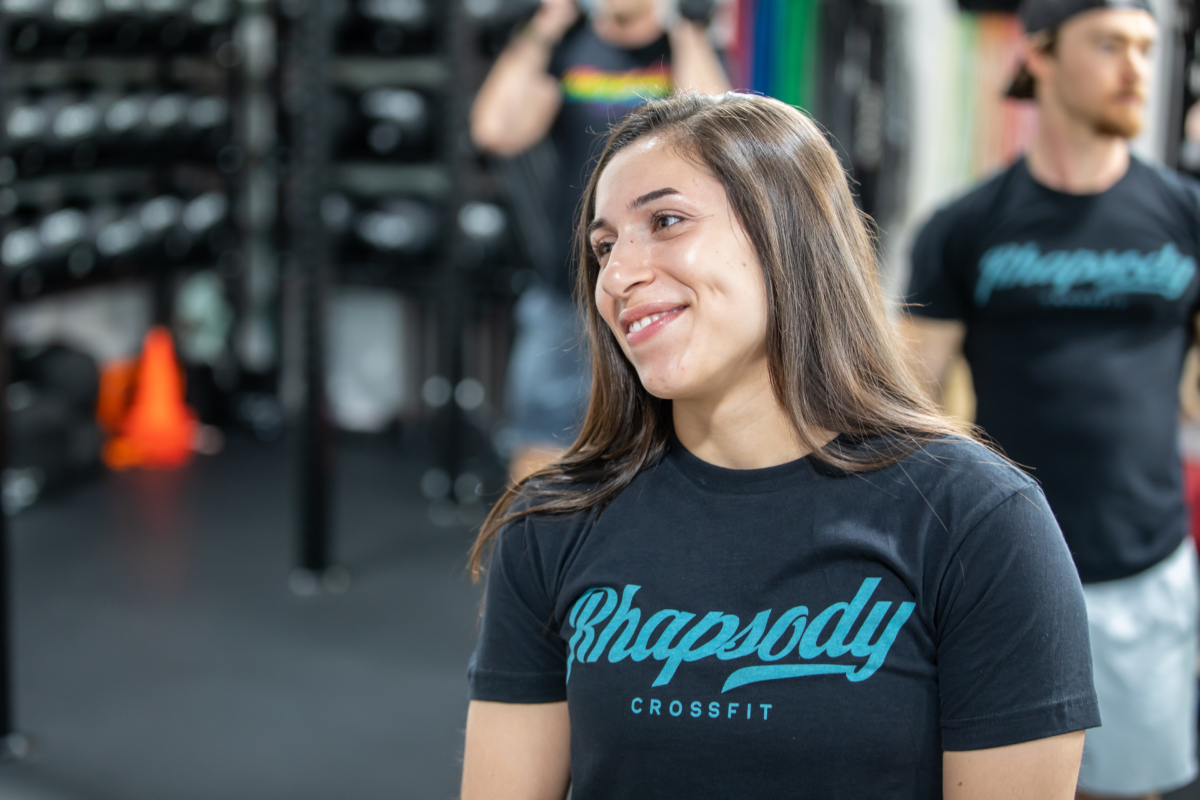 Rhapsody CrossFit in Charleston, SC.