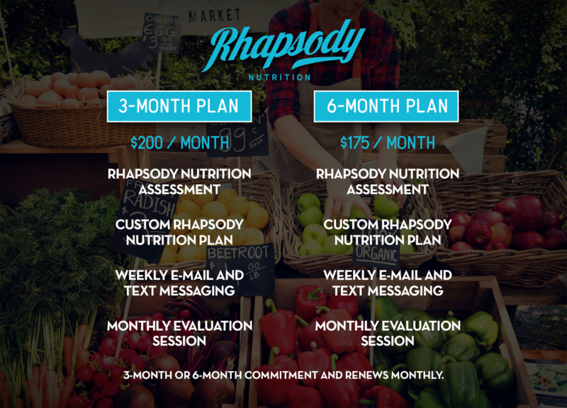 Rhapsody Nutrition