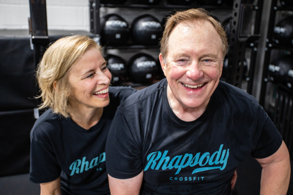 rhapsody crossfit article - the fishers
