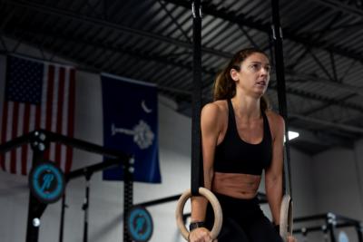 Rhapsody Fitness in Charleston, SC.