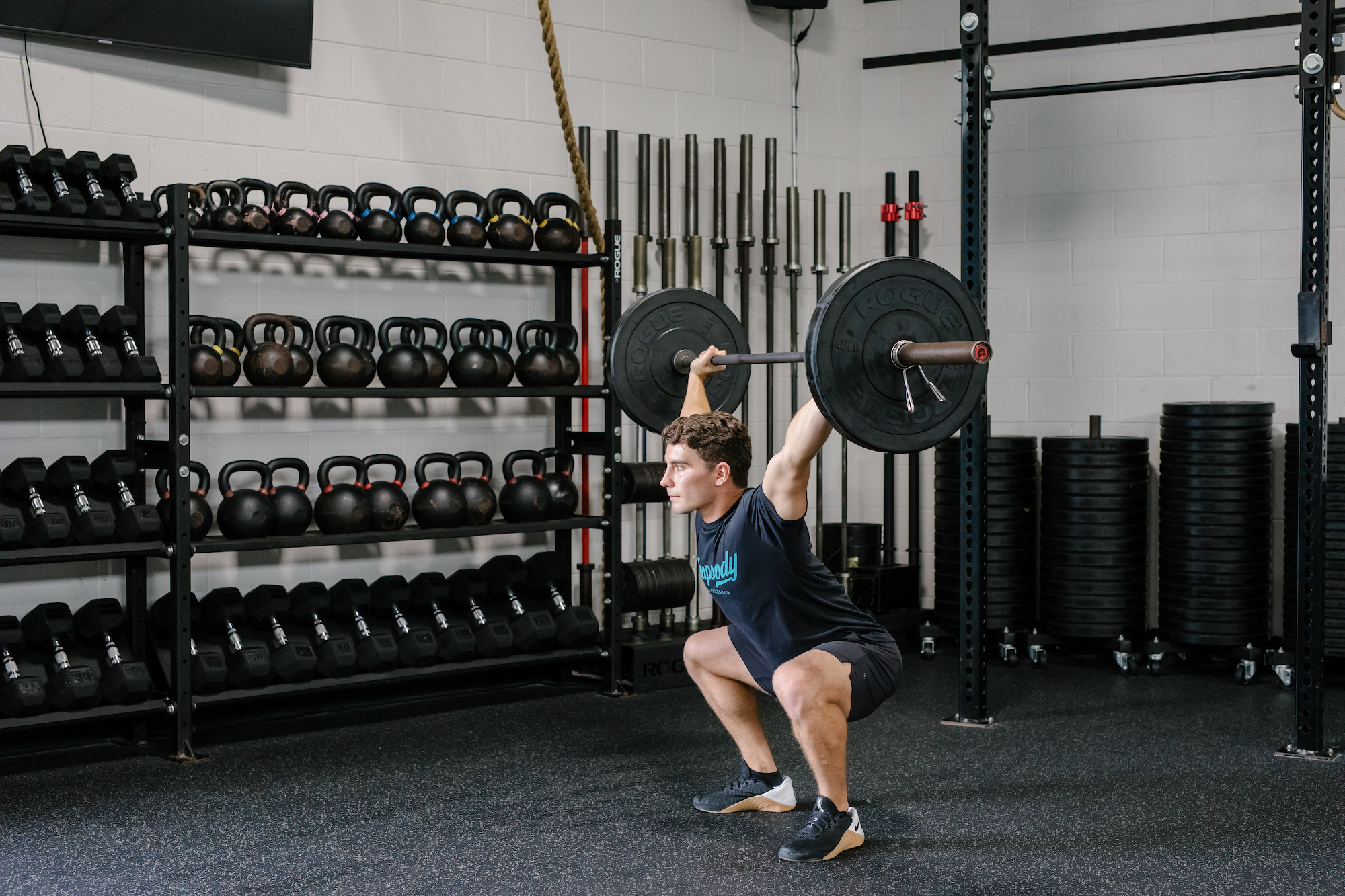Points of Performance: The Overhead Squat