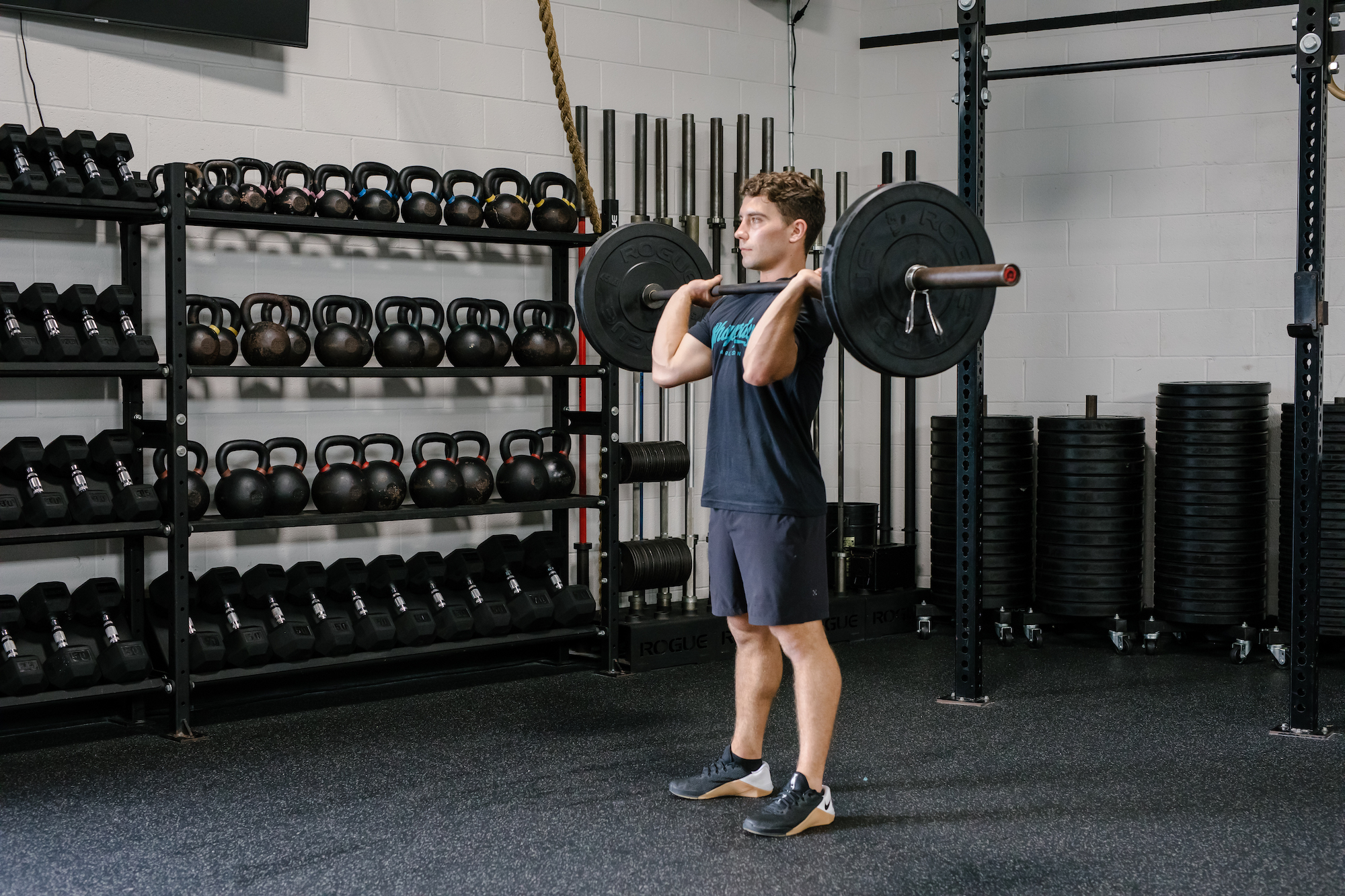 Points of Performance: The Shoulder Press