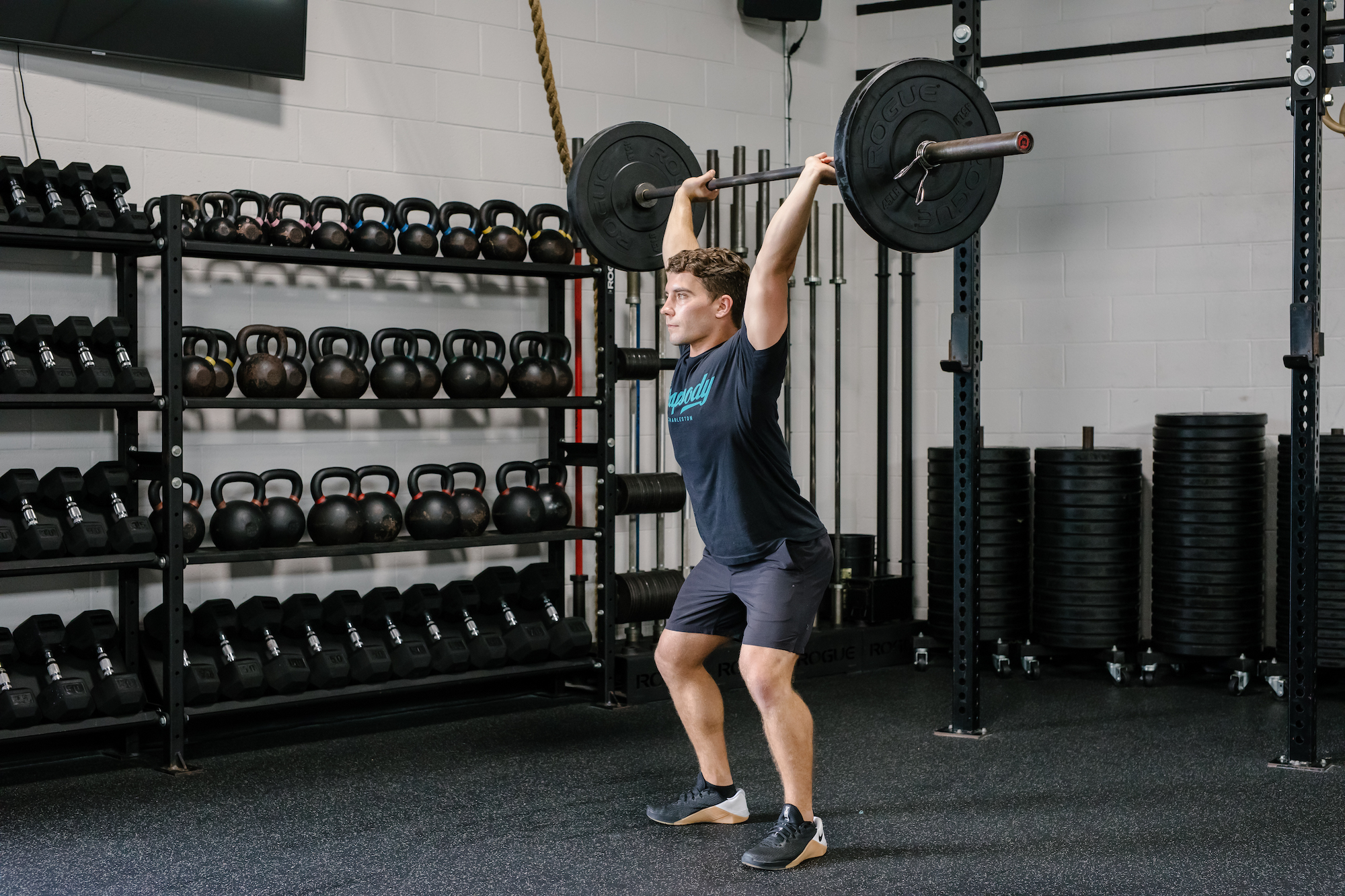 Points of Performance: The Push Jerk