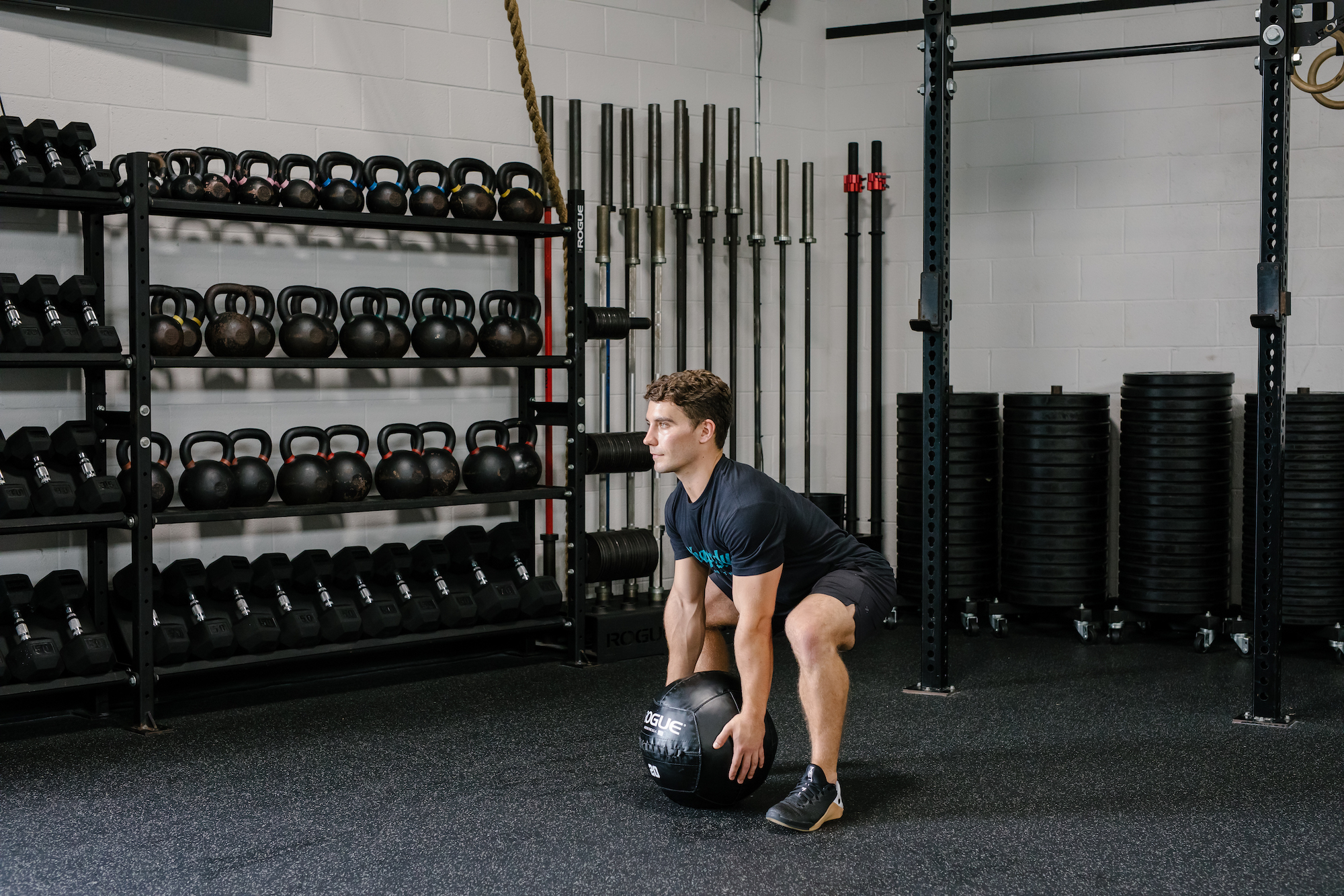 Points of Performance: The Medicine Ball Clean