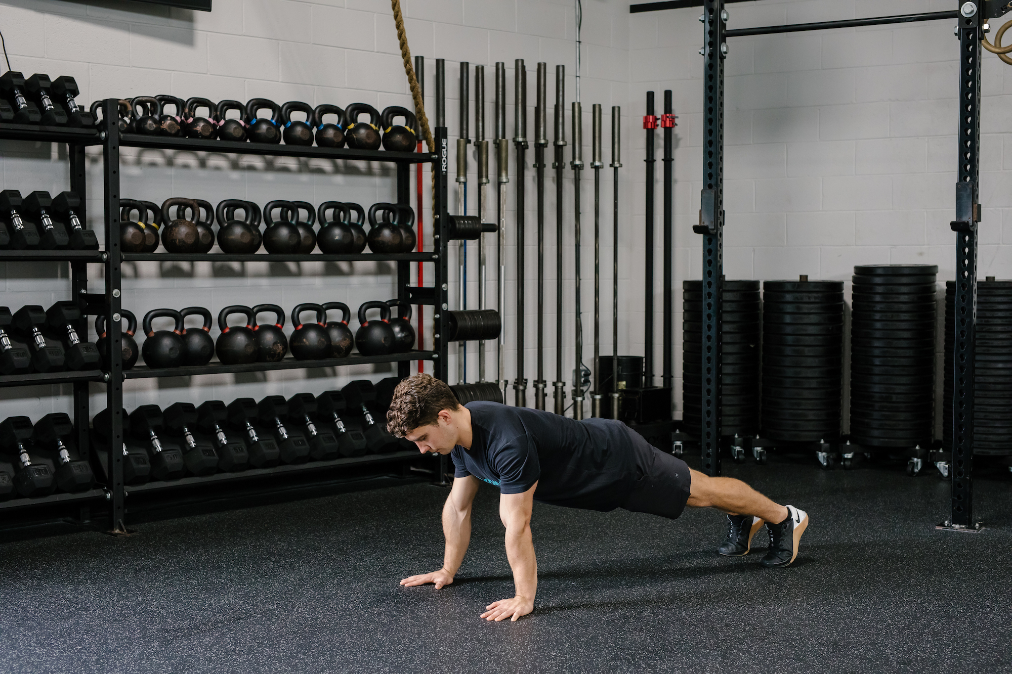 Points of Performance: The Push-Up