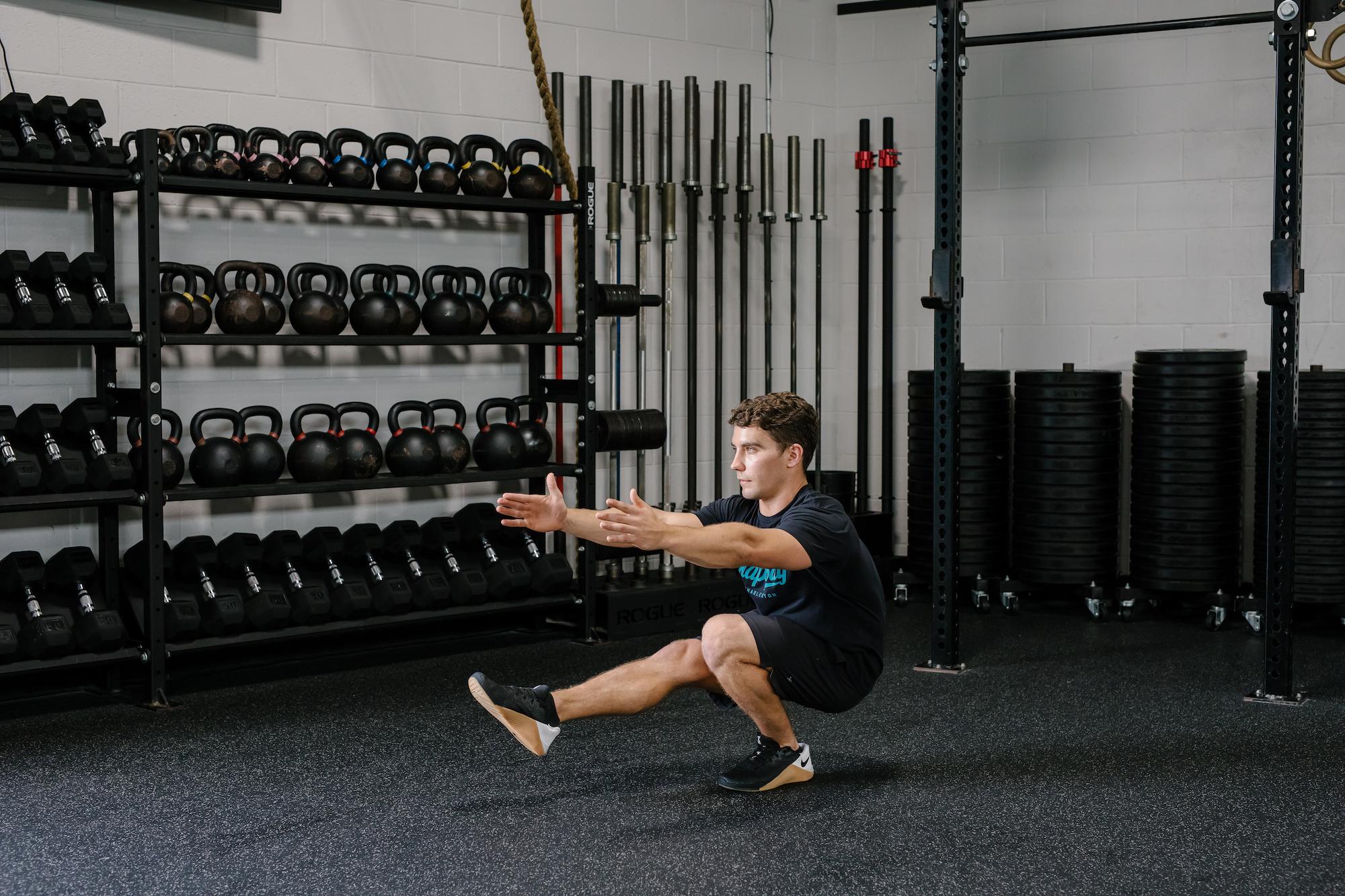 Points of Performance: The Single-Leg Squat