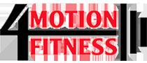 4 Motion Fitness Logo