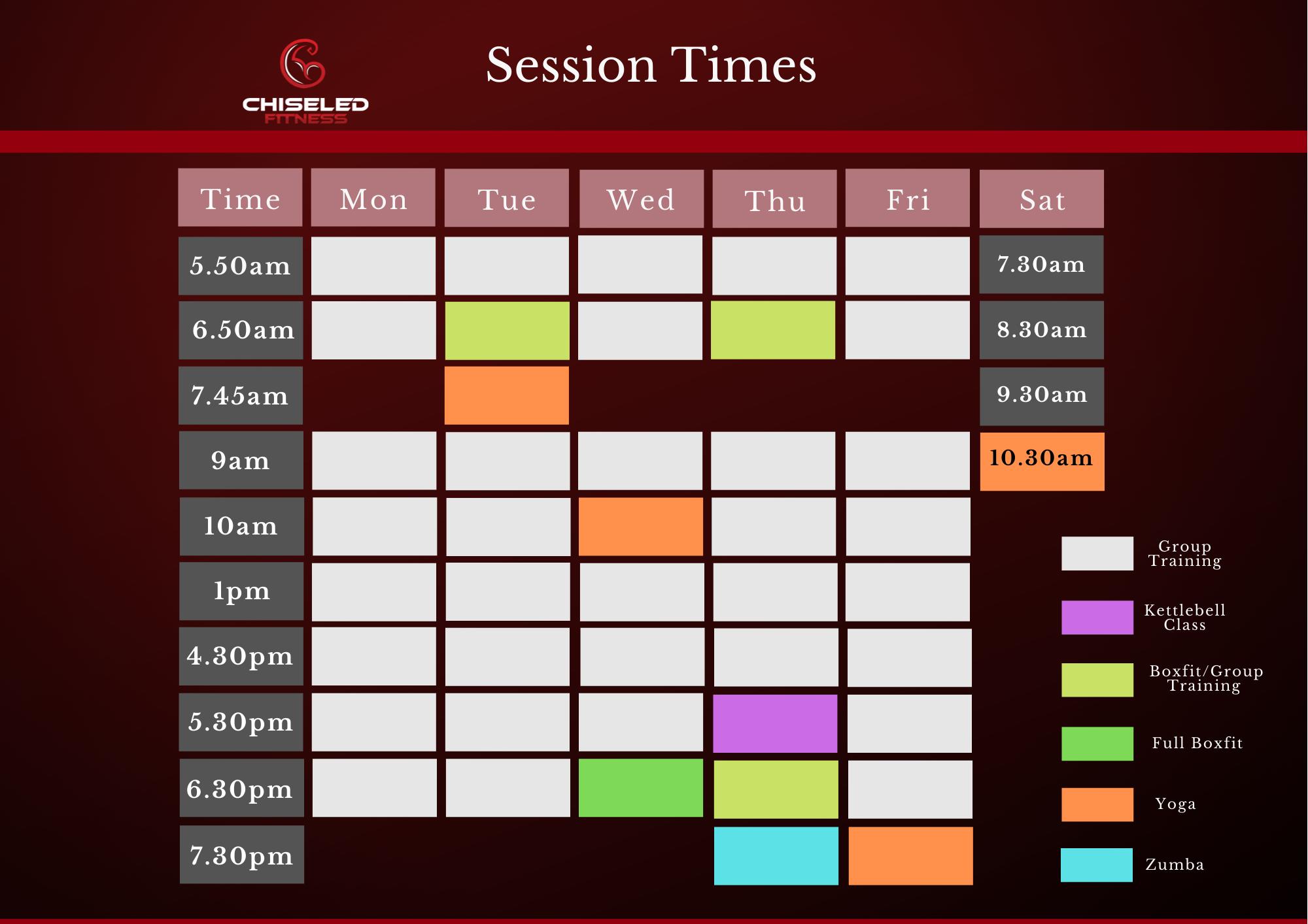 Zumba + Yoga & Mobility Classes!