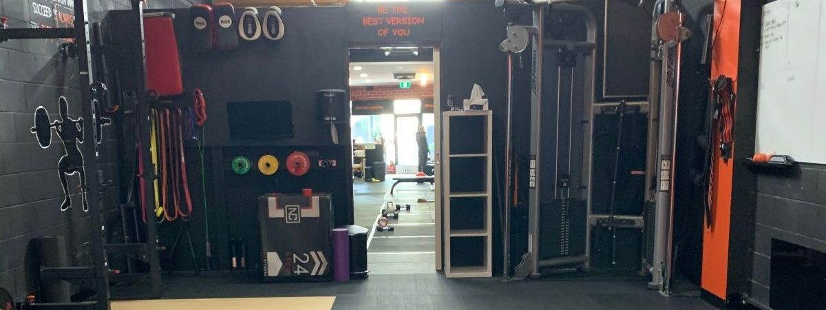interior of Pure Fitness Melbourne gym