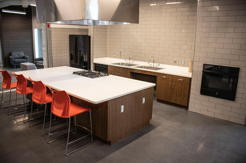 South County Family Y Kitchen