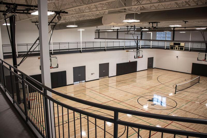 south county family gymnasium