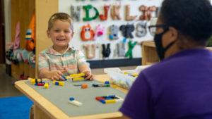 child care staff