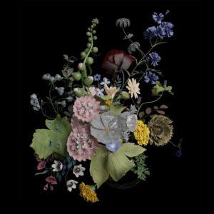 Bloom Art exhibit Jessye McDowell