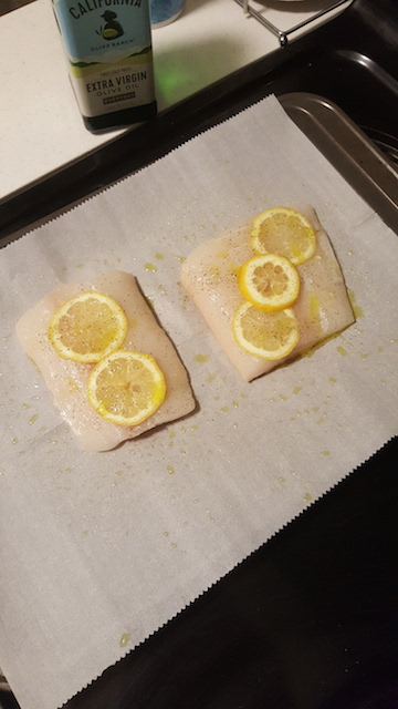 Easy Halibut