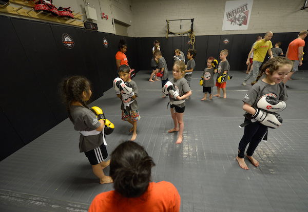 Supporting Your Child in Martial Arts