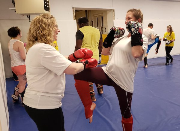 4 Reasons Why Women Should Practice Martial Arts