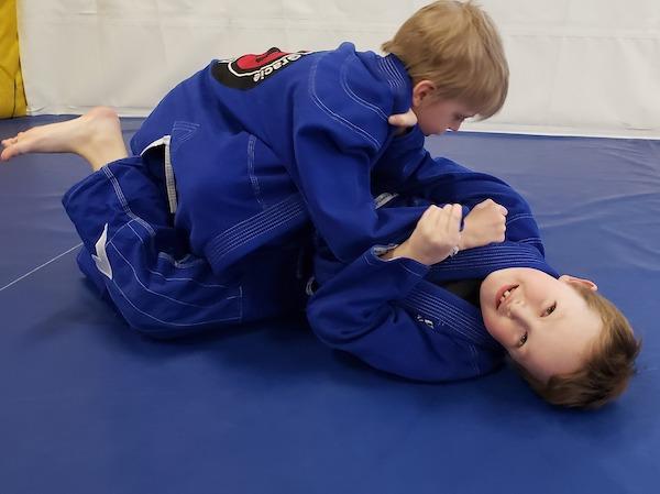 Jiu-Jitsu Training and Success in the Classroom