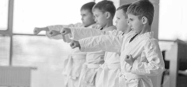 What Age Should Kids Start Martial Arts?