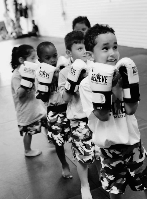 4 Reasons Why MMA is Great for Kids