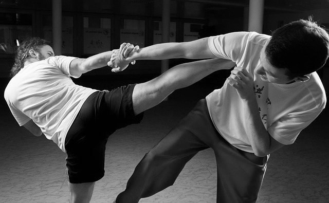4 Reasons Why You Should Start Martial Arts