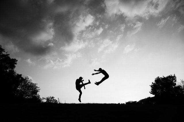 Martial Arts: Fearing Failure and Accepting Mistakes