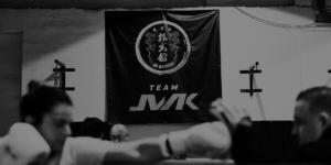 Jin Wu Koon Martial Arts Flag