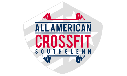 All American CrossFit Southglenn Logo